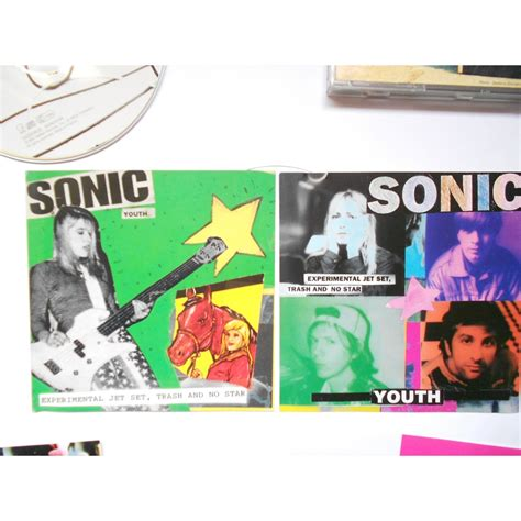 sonic youth experimental jet set experimental jet set trash and no star by sonic youth cd