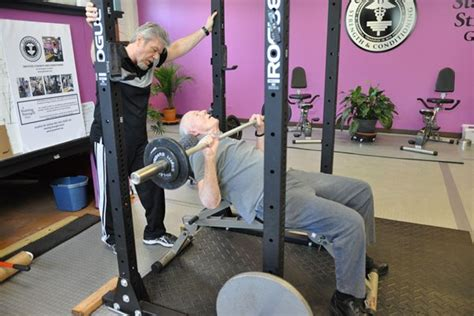 incline bench substitute modifying the program for geezers jonathon sullivan
