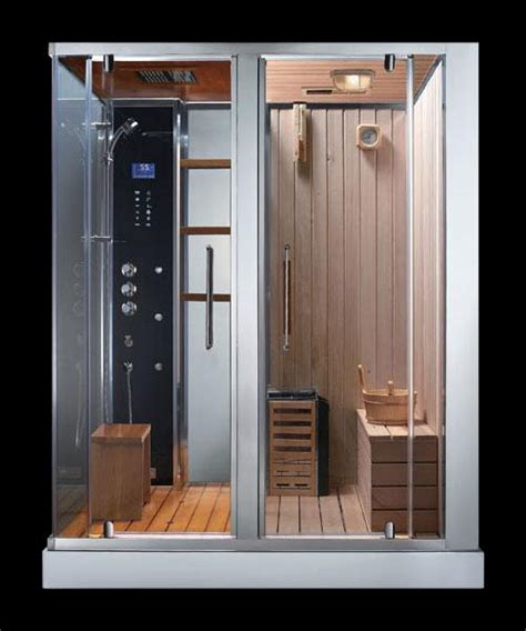 Ads 180 Steam Shower Sauna Combination Sauna Shower Bathroom Sauna Showers