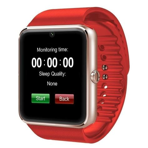 Smart Gt 08 Wearables Intl ceas smartwatch cu telefon iuni gt08 bluetooth 1