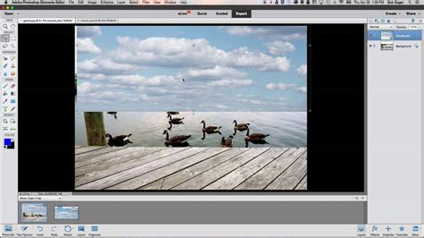 how to replace the skies in a photo with photoshop
