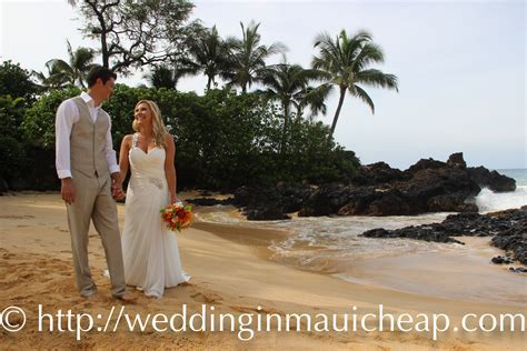 Wedding in Maui Cheap and Affordable