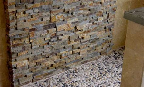 natural stone showers stacked stone veneer panels for