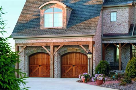 Door For Garage To House by Carriage Style Garage Doors