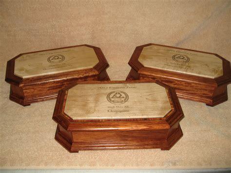 Premier Wood Keepsake Box Aaw01 All American