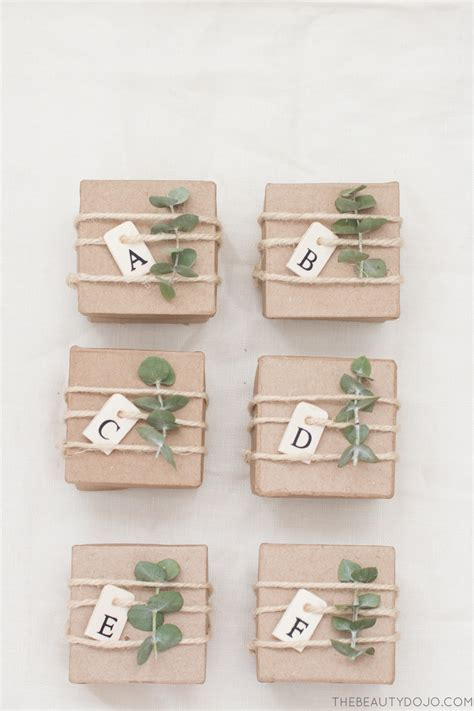 Gift Boxes From Paper - diy paper mache gift boxes