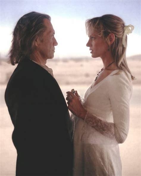 7 Strange Couples by Uma Thurman David Carradine Strange Bedfellows
