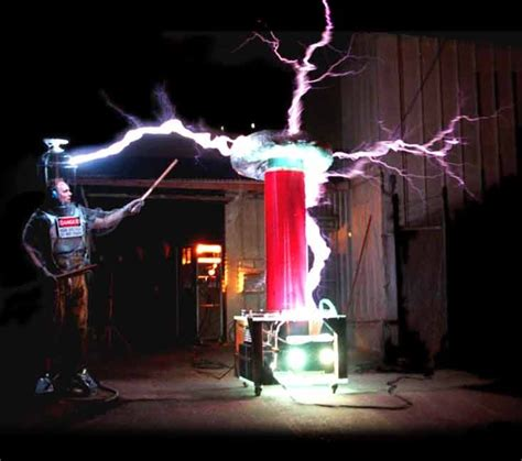 Purpose Of A Tesla Coil Introduction To Tesla Coils
