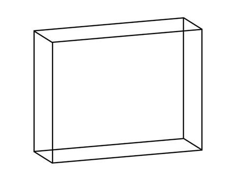 How To Make A 3d Rectangle Out Of Paper - tip turn a side view into a 3d view in photoshop