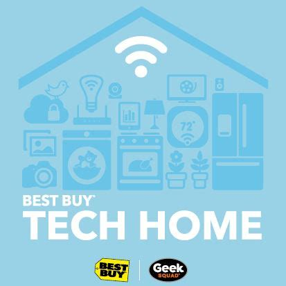 experience the latest in tech with the bestbuy tech home experience the latest in smart home technology at the best