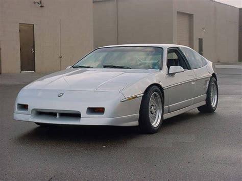 1984 pontiac fiero gt 1984 pontiac fiero gt 2 2 coupe 72042