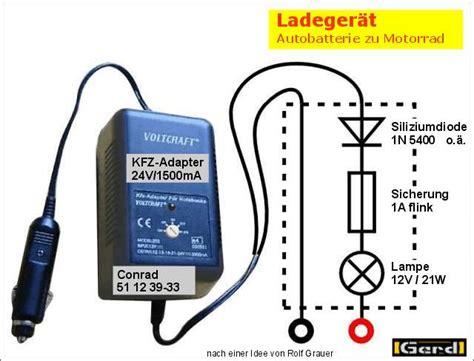 Motorradbatterie Mit Auto Laden by Autobatterie Laden Autobatterie Laden Autobatterie Mit