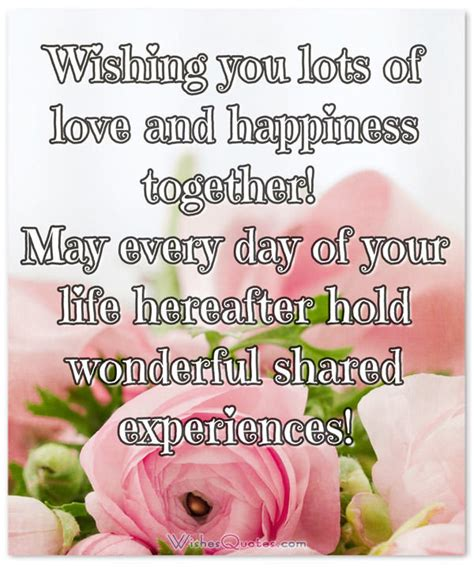 Wedding Wishes by 200 Inspiring Wedding Wishes And Cards For Couples That