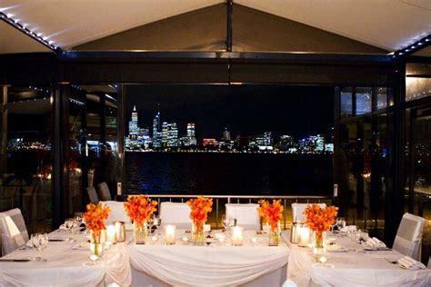 wedding venue hire south the boatshed restaurant wedding venues city secrets