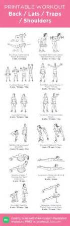 78 best ideas about traps workout on shoulder