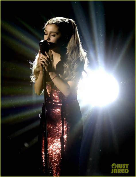 tattooed heart music video ariana grande sings tattooed heart at amas 2013 video