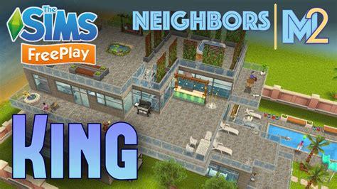 design clothes neighbor sims freeplay sims freeplay king s 2nd house neighbor s original