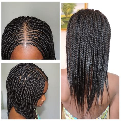 feathers braids pictures how to make loose box braids with feather tips cornrow