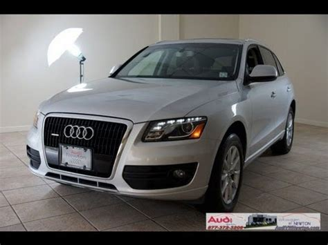 Audi Q5 3 2 by 2009 Audi Q5 3 2 Fsi Quattro Led Lighting Youtube