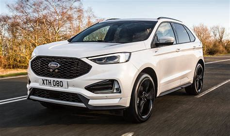 2019 Ford Edge New Design by Ford Edge 2018 Suv Gets Lift Updated Specs And New