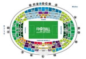 Cape Town Stadium Floor Plan by Parc Des Princes Psg Stadium Guide Football Tripper