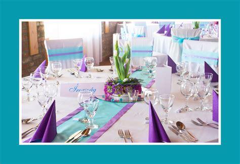 Festliche Tischdeko Hochzeit by Blau Tischdeko Tips