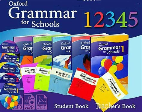 oxford grammar for schools series oxford grammar for schools 1 2 3 4 5 full books cd ebooksz