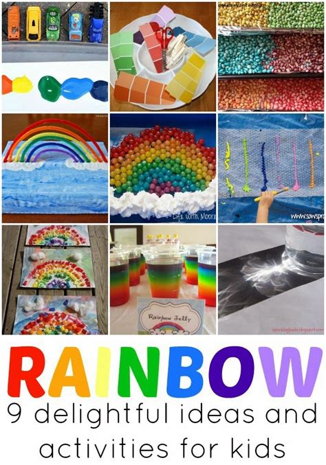 9 rainbow themed activities and ideas for