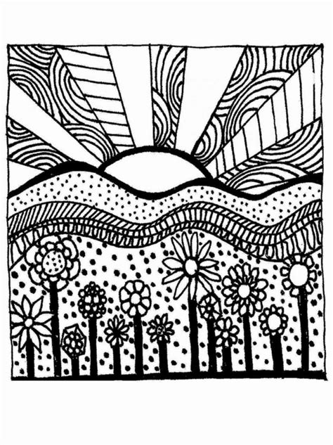 Detailed Coloring Pages To Print Coloring Pages Printable Coloring Pages For Adults Free by Detailed Coloring Pages To Print