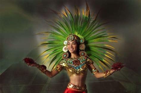 imagenes de vestidos aztecas xochiquetzal diosa de la belleza y el amor traje t 237 pico