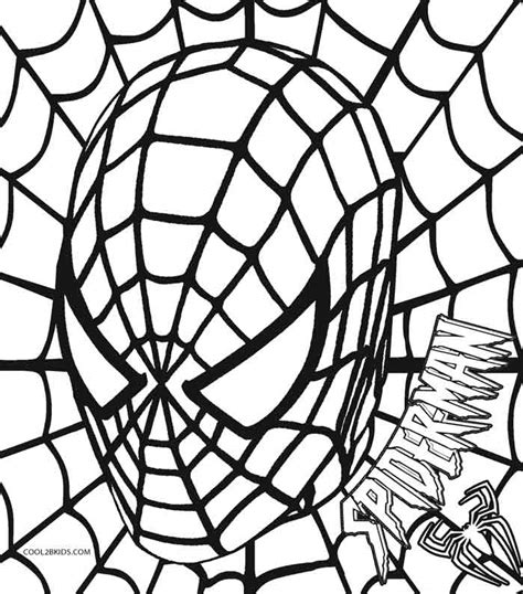 printable spider web coloring pages for kids cool2bkids printable spiderman coloring pages for kids cool2bkids