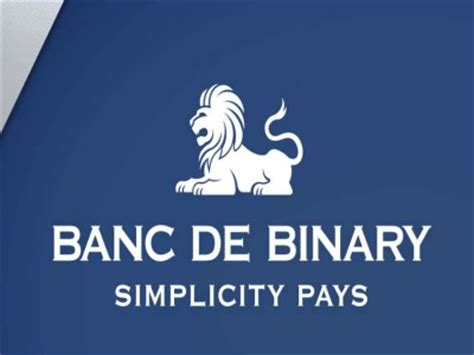 Eu Banc De Binary by Banc De Binary Settlement With Us Authorities Of 11m Wsj