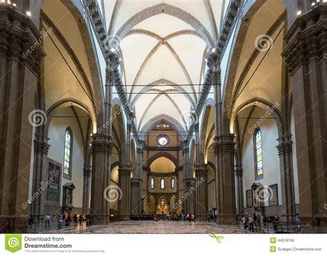 int 233 rieur des di santa fiore de basilique 224