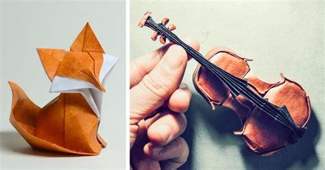 Amazing Paper Folding - 16 amazing origami pieces to celebrate world origami day