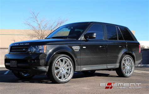 wheels range rover land rover wheels custom and tire packages