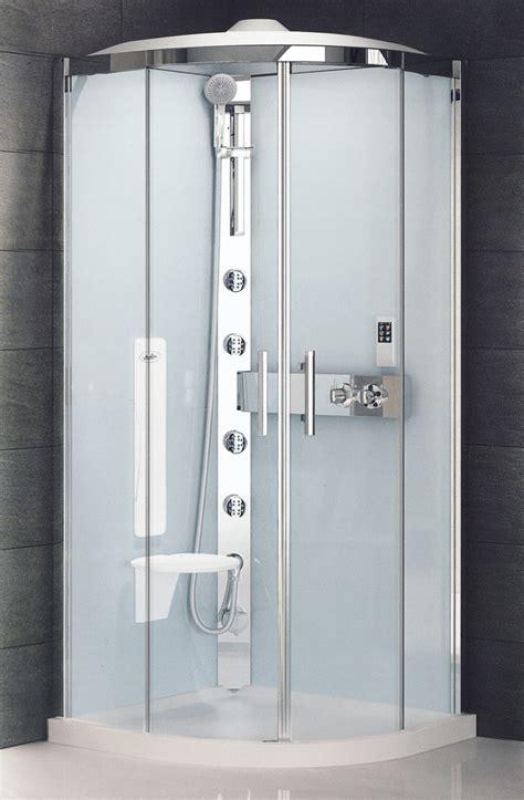 cabine doccia semicircolari anatomia di una cabina doccia arredobagno news