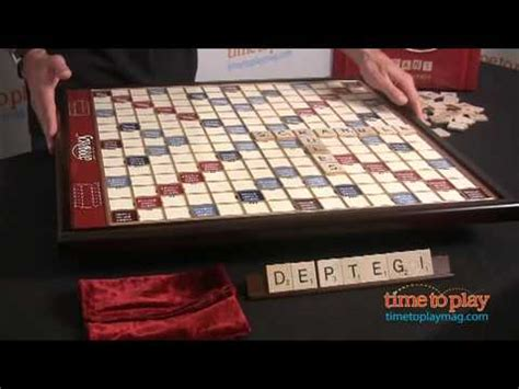 Scrabble Monopoly 2 In 1 scrabble deluxe edition from winning solutions
