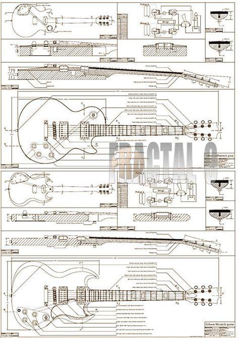 electric acoustic guitar plans building acoustic guitars plans find house plans