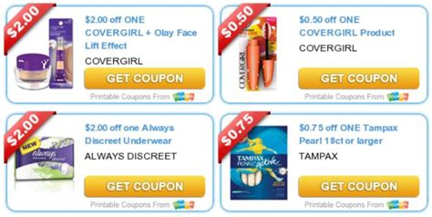 printable pers coupons canada 2014 best 28 new p g printable coupons pin by