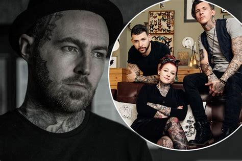 tattoo fixers cast glen tattoo fixers slammed by harry styles tattooist saying