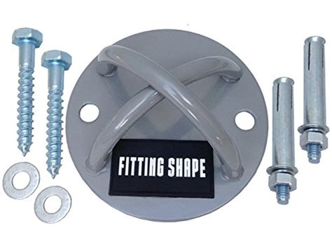 wall ceiling mount bracket for gym suspension training