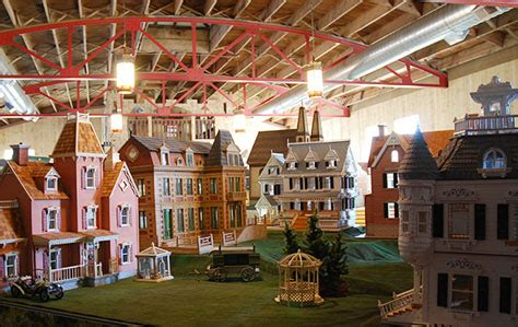 dolls house museum great american doll house museum arts entertainment attractions danville boyle