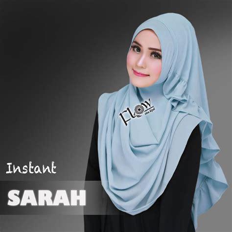 Jilbab Instant Kaos Bcc jilbab instant elevenia