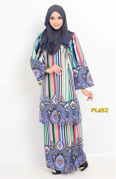 Harga Baju Cotton Ink 1000 ideas about baju kurung on kebaya kebaya lace and peplum