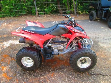 honda trx250ex parts page 1 new used trx250ex motorcycles for sale new