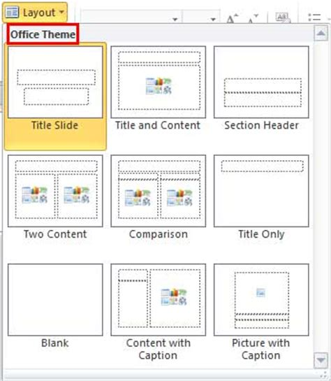 add layout powerpoint 2010 add and rename slide masters in powerpoint 2010 for windows