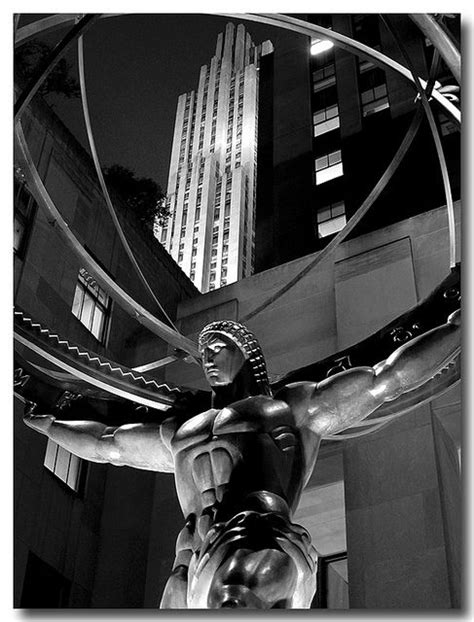 art deco rockefeller center art deco heaven in the foreground is the 1936 statue of