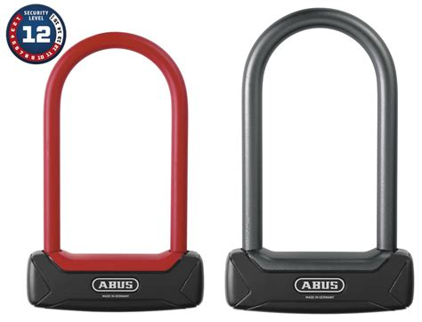 ABUS releases new GRANIT Plus 640 u lock and new urban