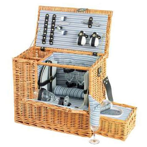 Enduro Mug Tray Mg T sandringham 4 person picnic her with cooler tray iwoot