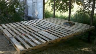 Pallet Shed Floor » Home Design 2017